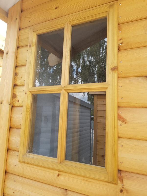 4 pane georgian window