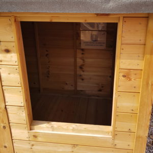 Extra Window for Nixie's Cottage
