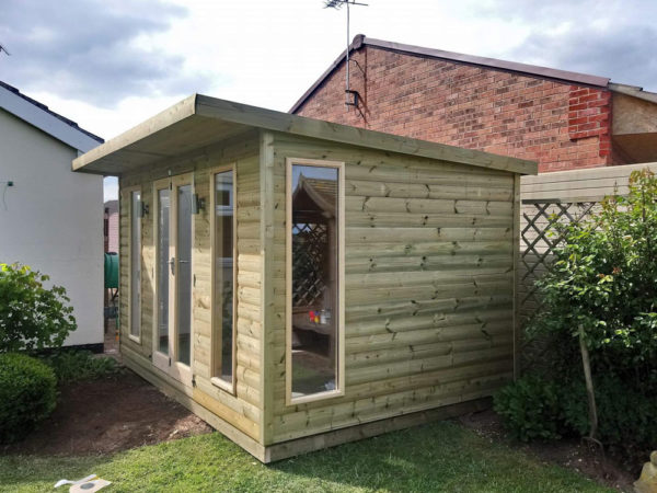 3x2 apex shed